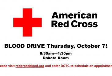 American Red Cross Blood Drive October 7, 2021. Details to sign up on picture and on blog post.
