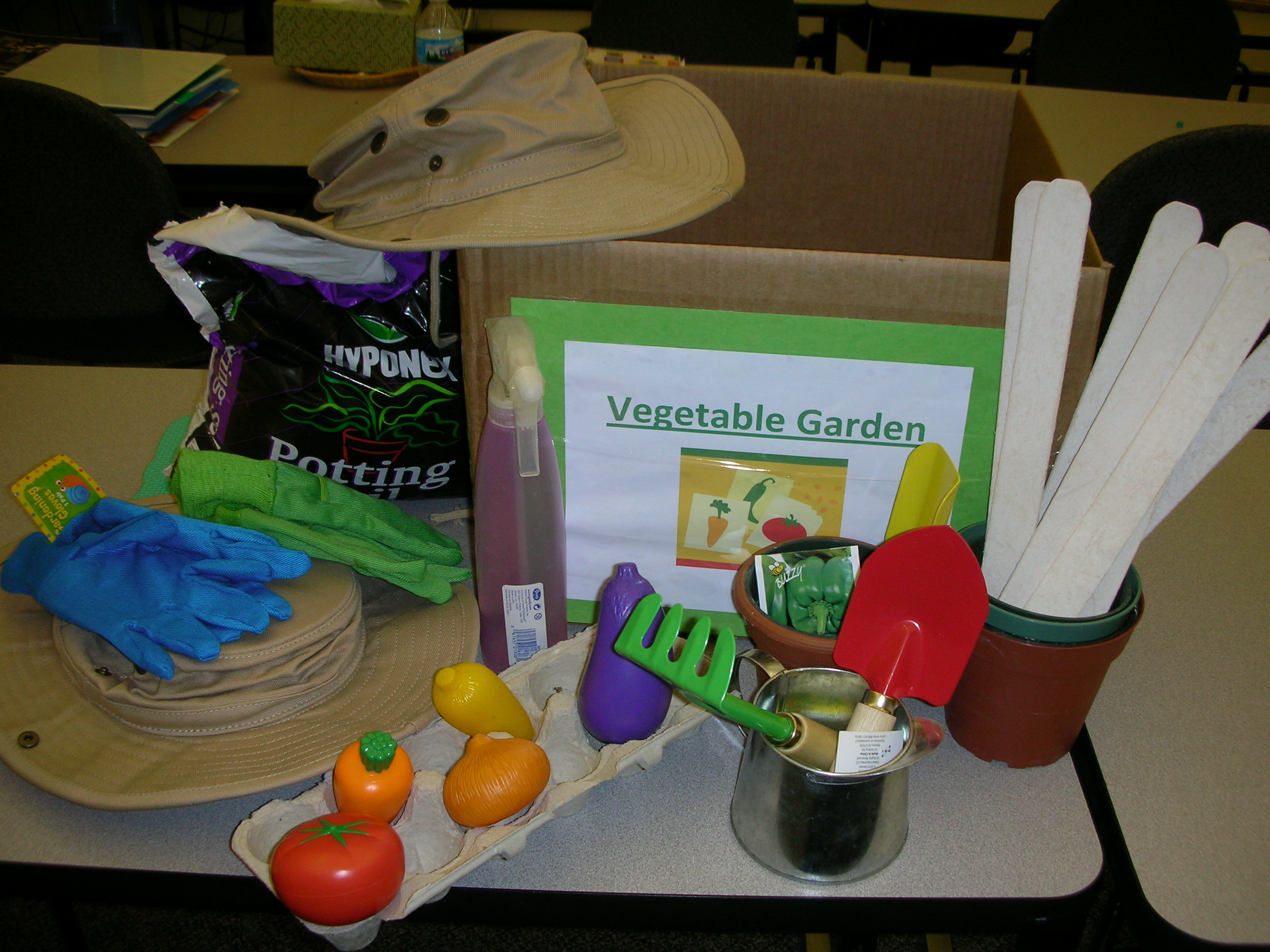 Dramatic Play Prop Boxes Early Childhood And Youth