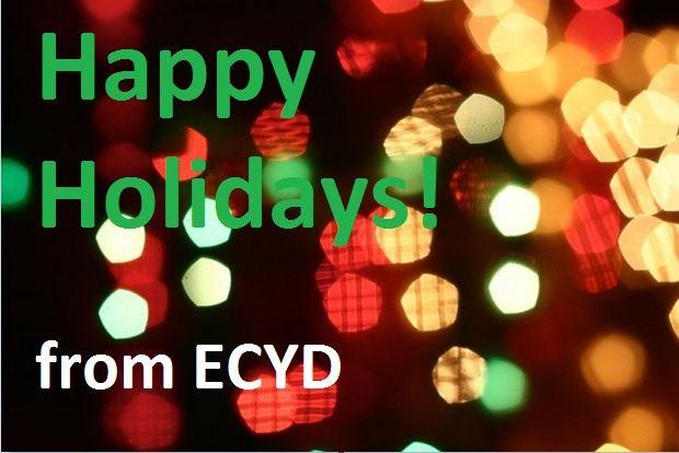 ECYD Happy Holidays