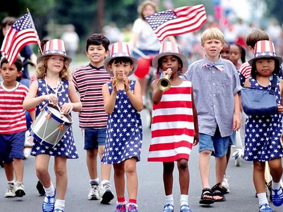 4th July Kids Pic