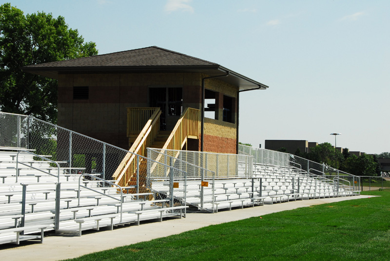 Ames Soccer Complex Dedication Ceremony