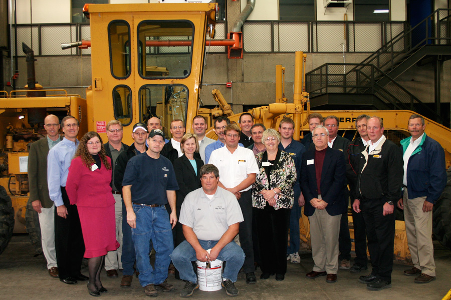 Ziegler Cat and Caterpillar Foundation Make Matching Grants to DCTC