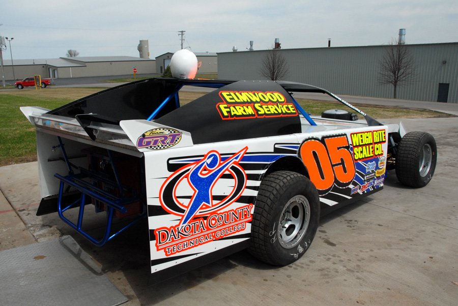 Race Car Driver Gets Checkered Flag in ASEP | DCTC News