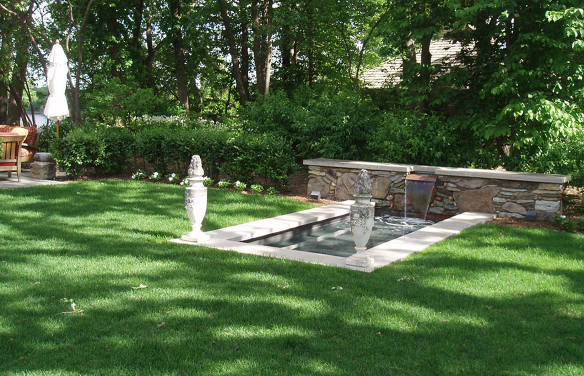MNLA Merit Award Winner, Photo courtesy of Sage Landscape Design