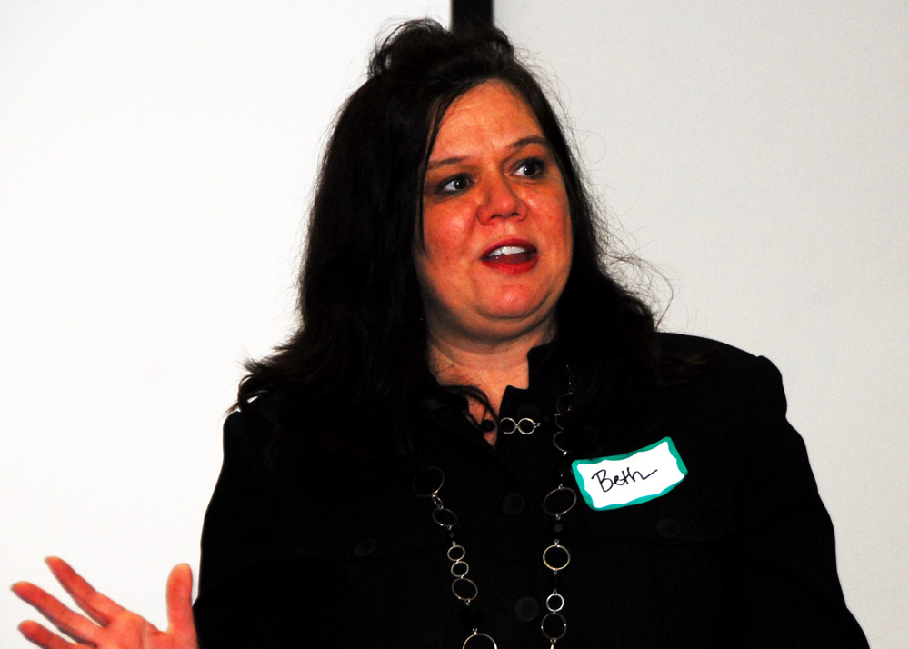 Beth Hanson, Macy's Burnsville Store Manager