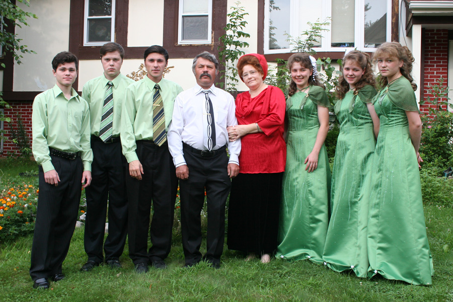 Six Siblings from Kyrgyzstan Thrive at DCTC
