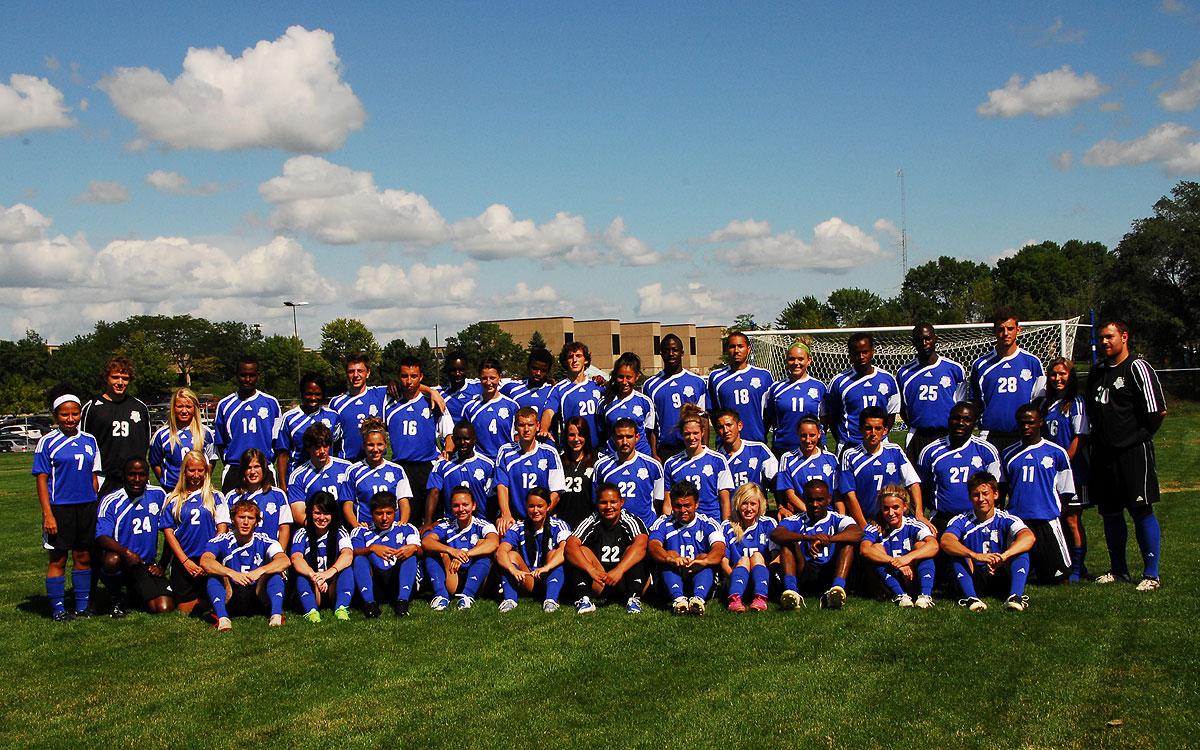 Blue Knights Soccer Awards