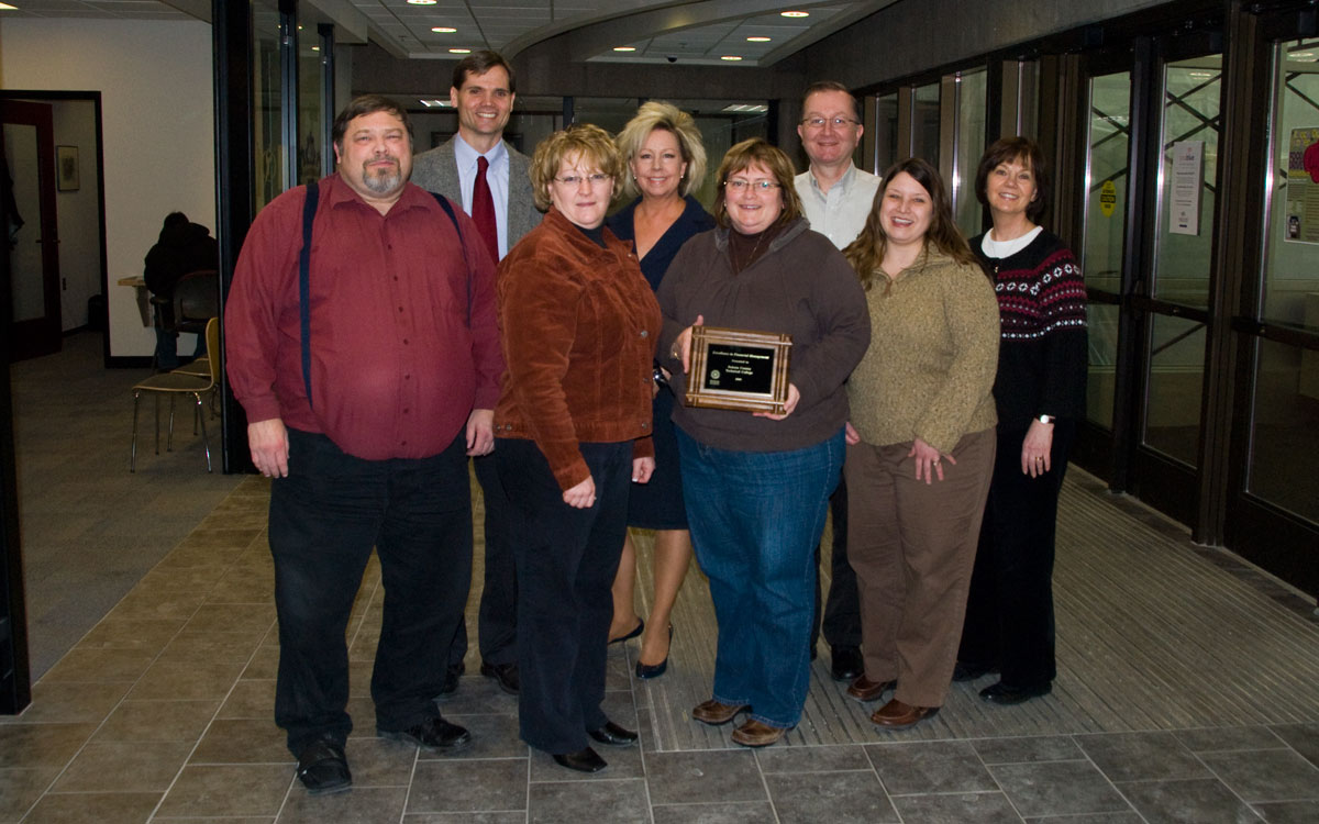 DCTC Wins Excellence in Financial Management Award
