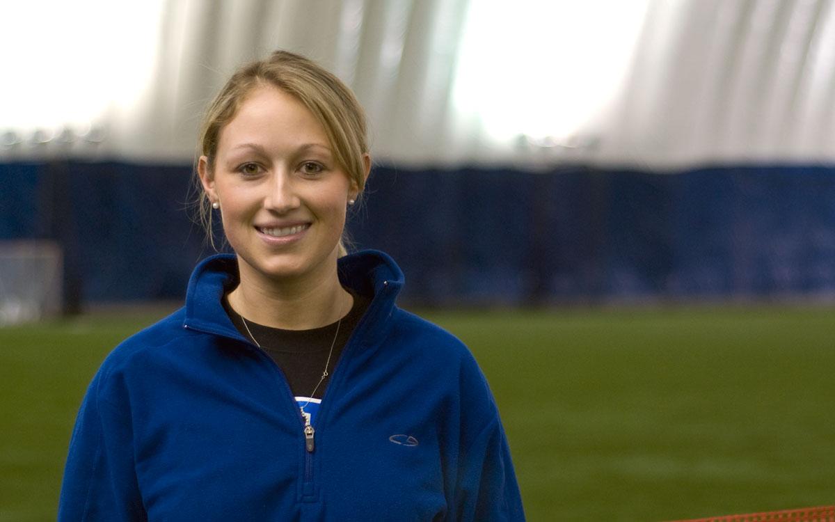 Kimberley Merrick-Modrynski, DCTC Fastpitch Assistant Coach