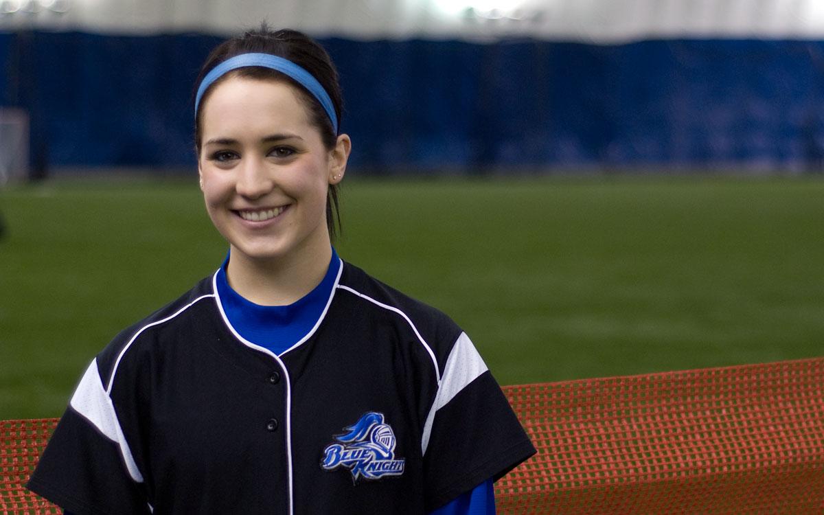 Maria Leidner, 3, Shortstop