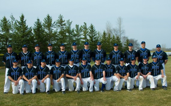DCTC Baseball MCAC Southern Division Champs
