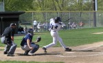 Joe Lucas at bat against DMACC