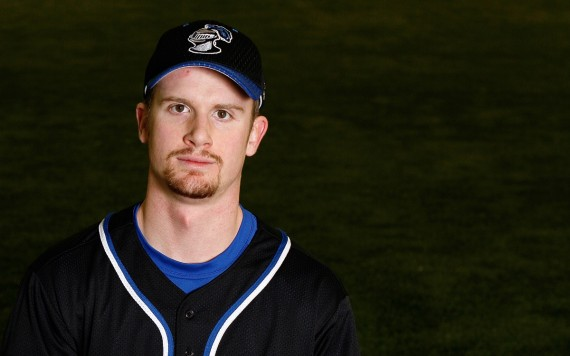 Former Blue Knight Voted UMD Baseball MVP