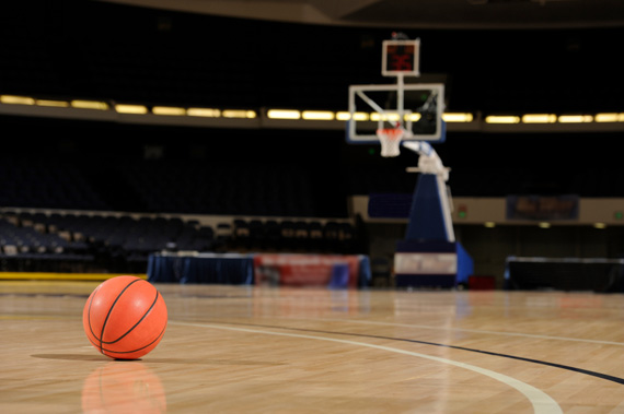 Jay Pivec @ HoopsNet Basketball Coaches Clinic