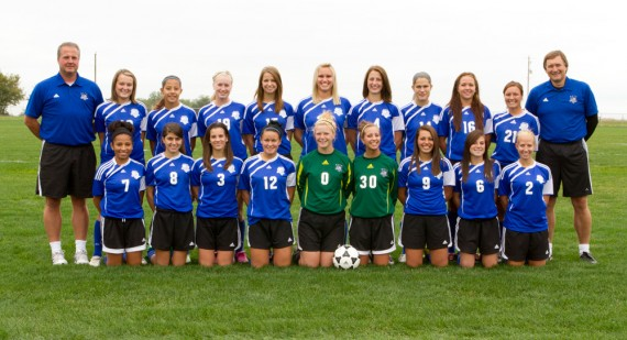 DCTC Women's Soccer Upends ILCC