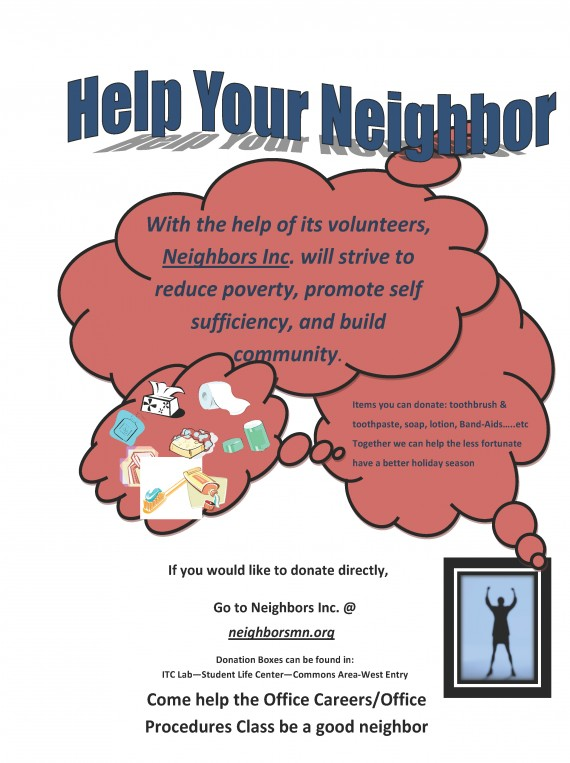 Help Your Neighbor