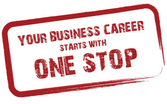 Your Business Career Starts with One Stop