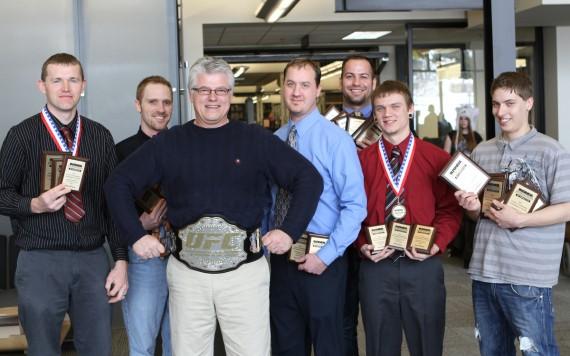 Students Rake in Awards at BPA Leadership Conference