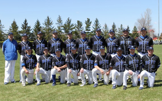DCTC Baseball Closes Out Season 31-21