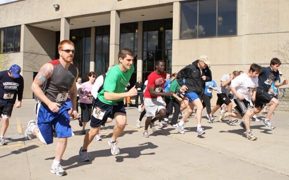 Runners & Walkers Unite @ Healthy Knight 5K/1 Mile