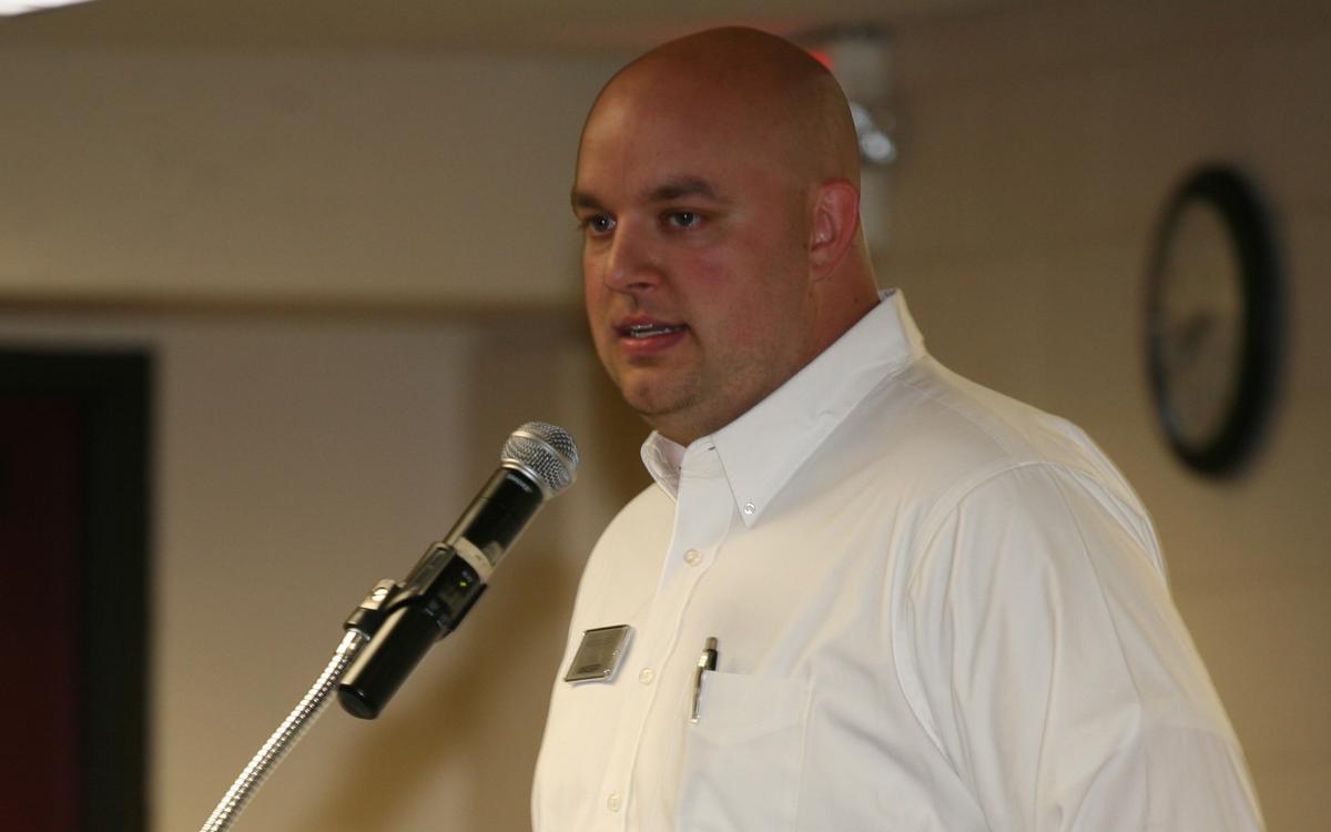 Aaron Ellefson | Service Manager Walser Buick GMC & GM ASEP Alumnus | Guest Speaker