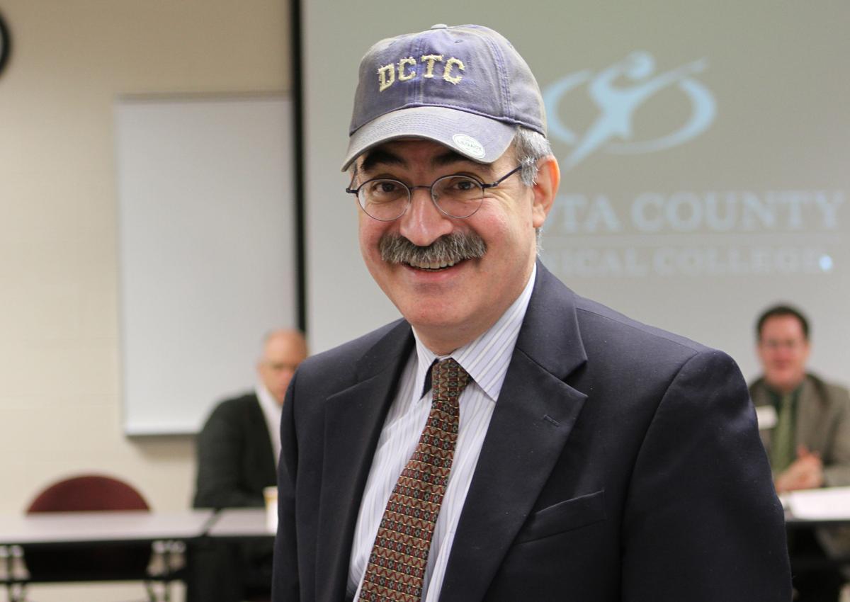 Chancellor Steven Rosenstone