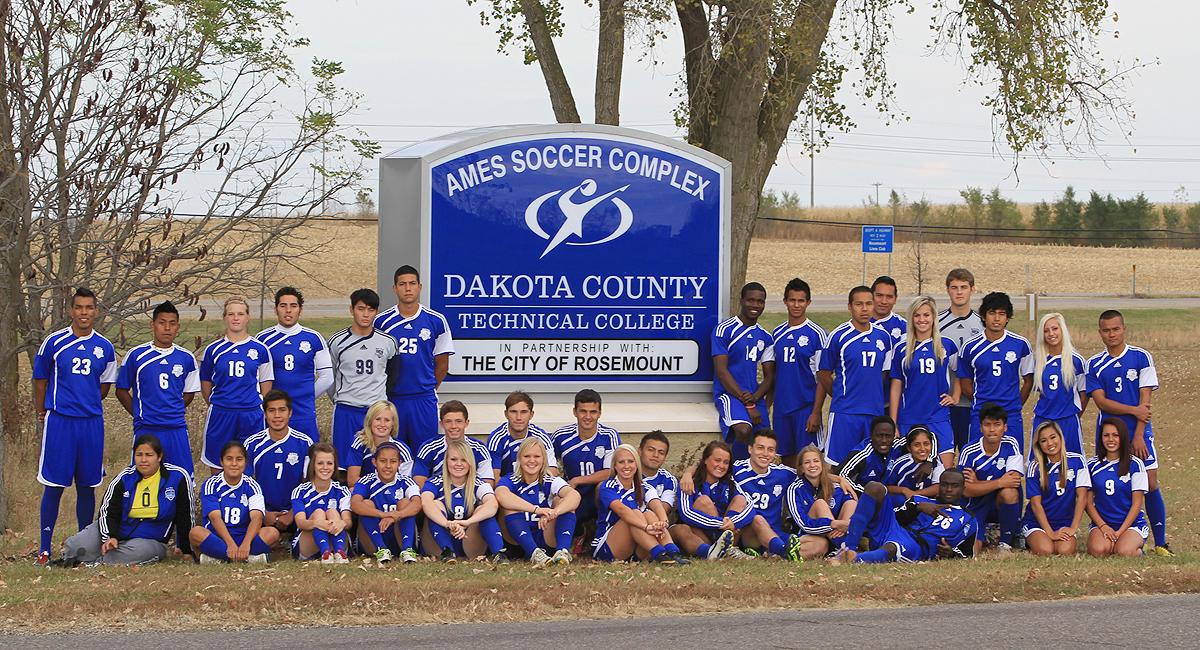 Blue Knights Soccer 2011