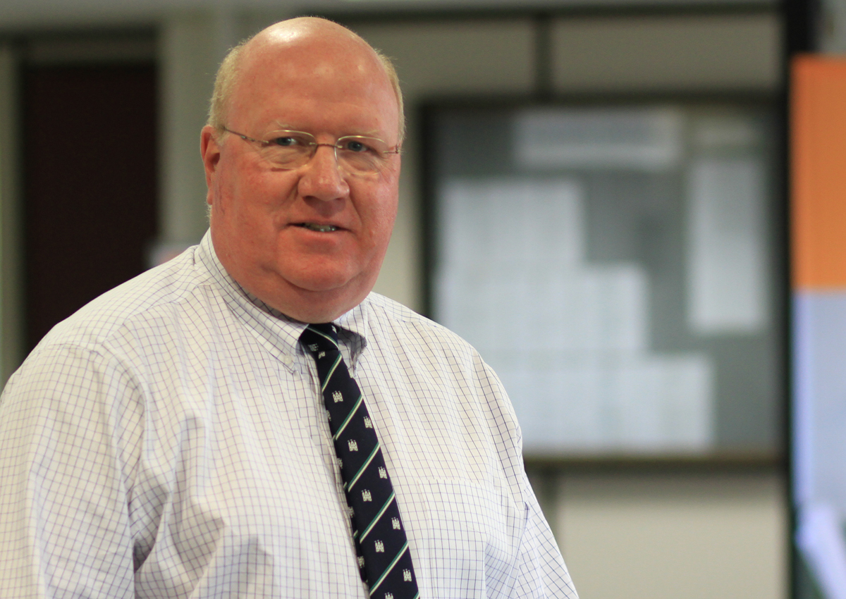 Pat McQuillan | DCTC Dean of Continuing Education and Customized Training