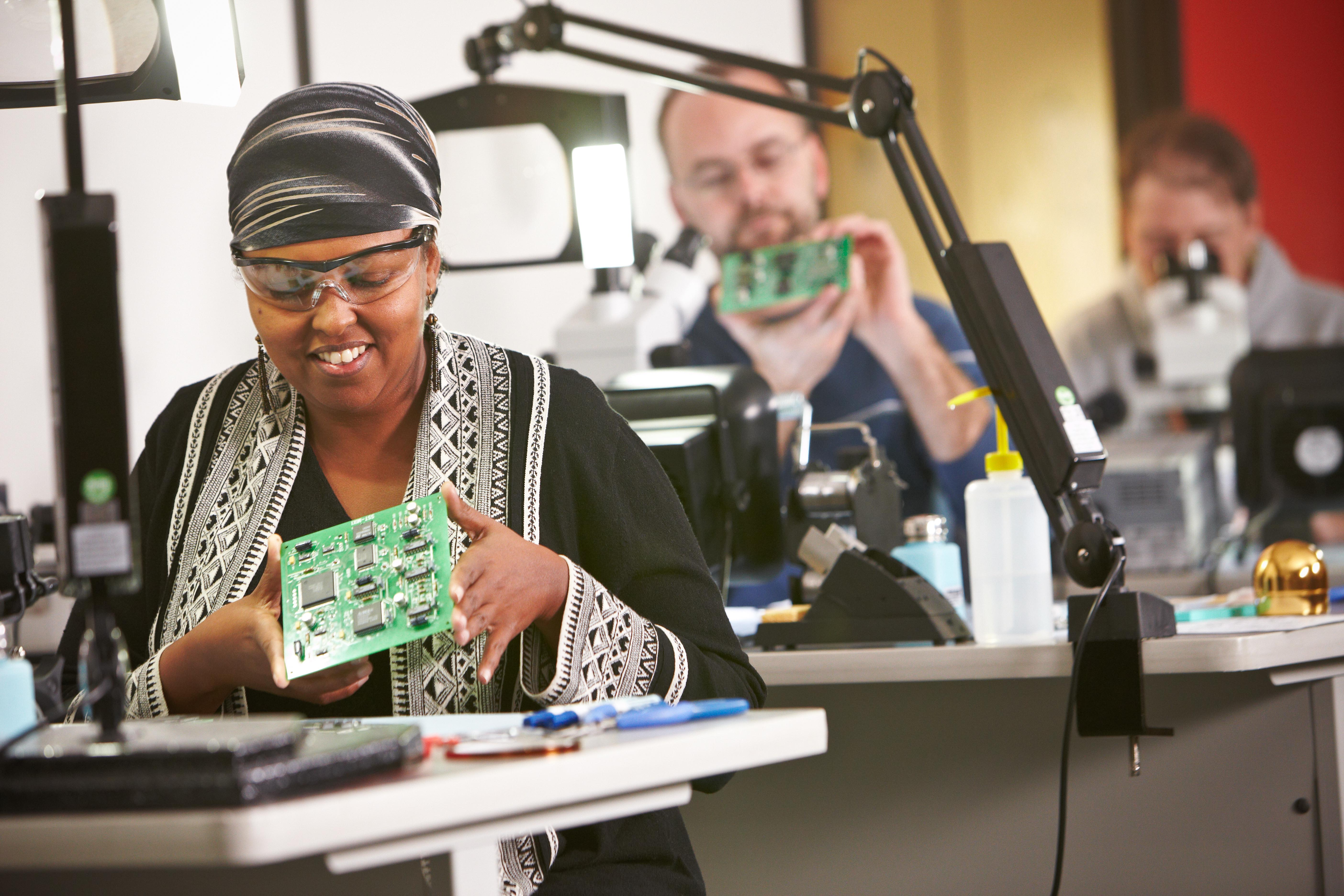 Dctc Partners With Minnesota Resource Center To Train Job Seekers