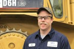 Michael Redher wins $1000 Mike Rowe Scholarship