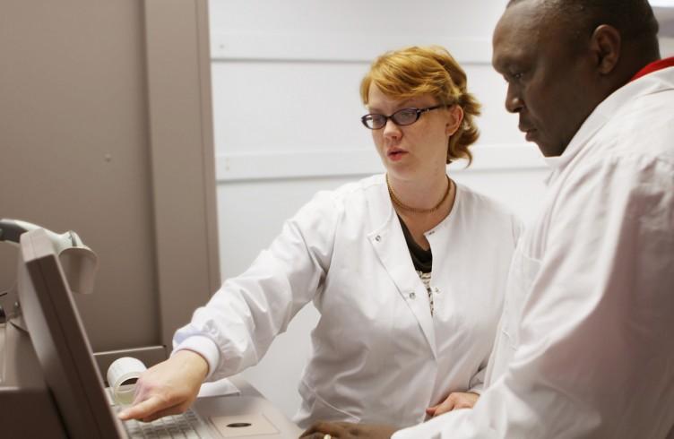 Practical Nursing program receives $15,000 for medication dispensing system