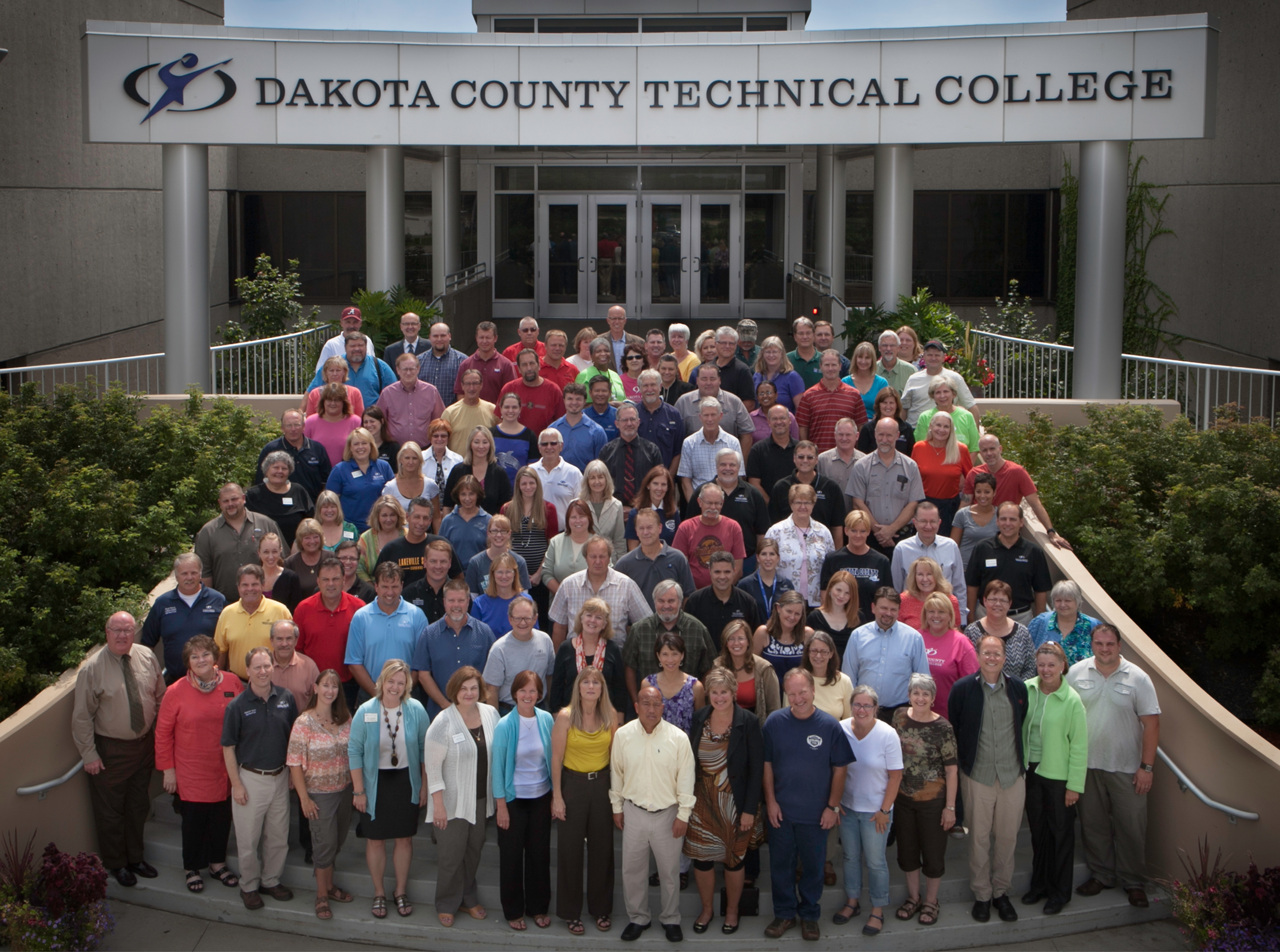 Faculty and Staff at DCTC