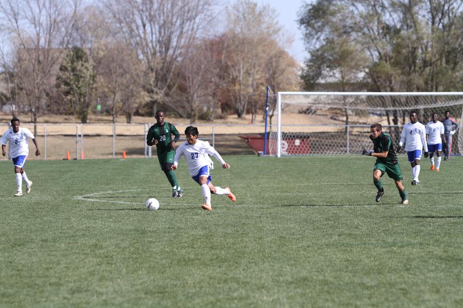 Men's Soccer 11