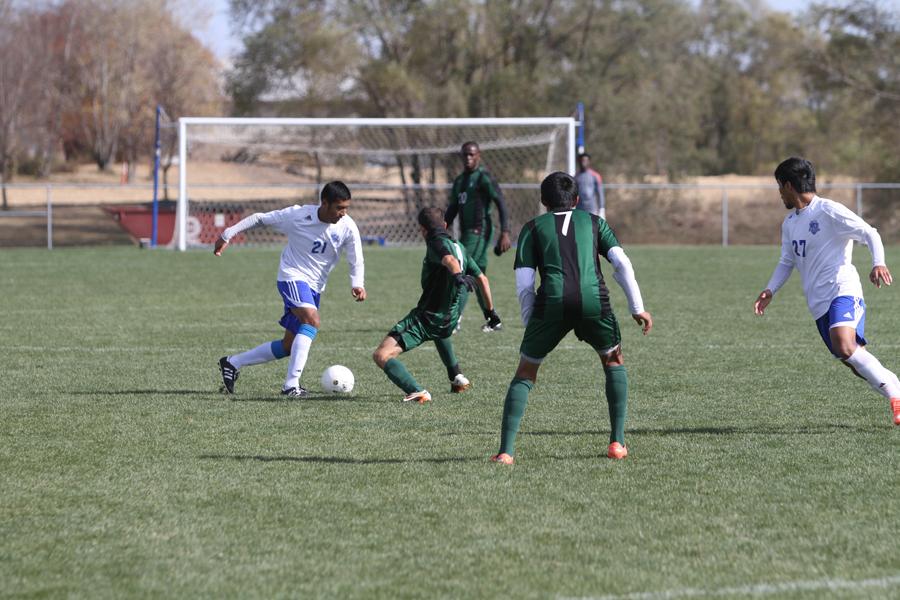 Men's Soccer 12