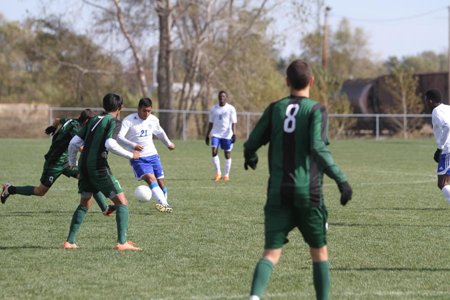 Men's Soccer 13