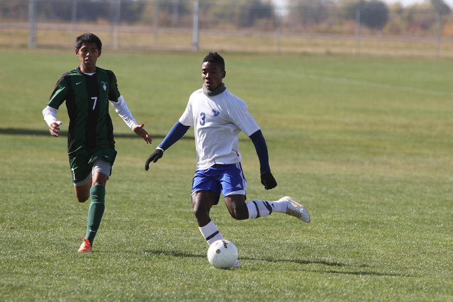 Men's Soccer 18