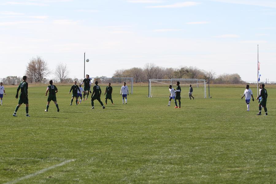 Men's Soccer 19