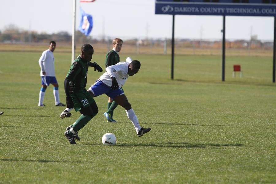 Men's Soccer 20