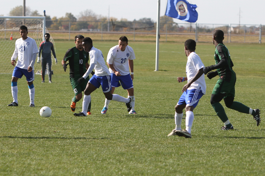 Men's Soccer 21