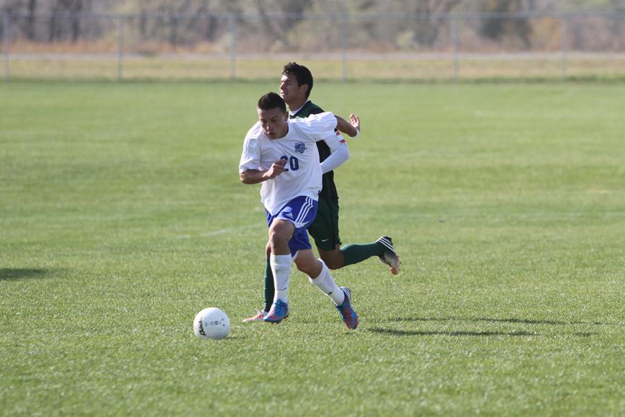 Men's Soccer 25