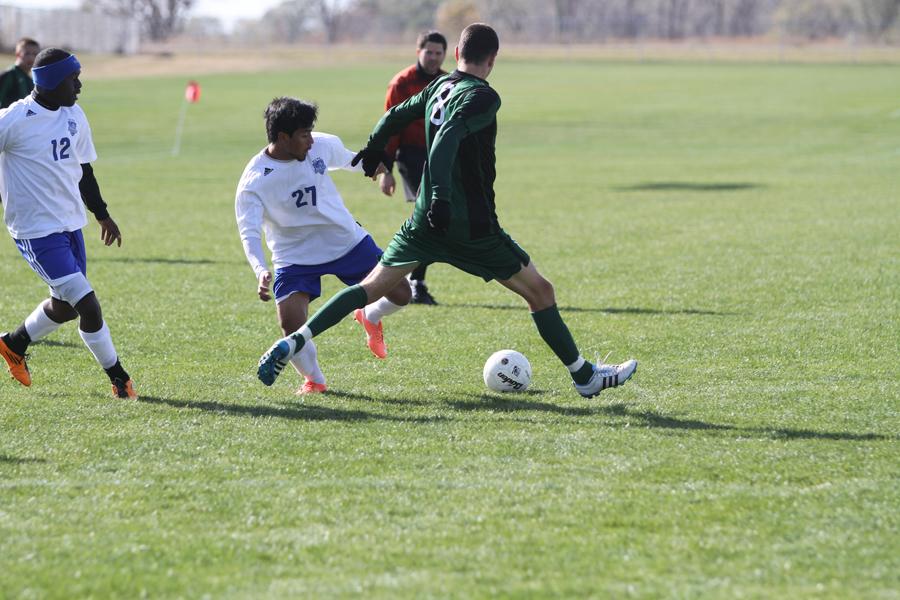 Men's Soccer 27