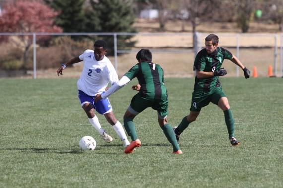 Ali Hassan | #2 | Freshman | Midfielder