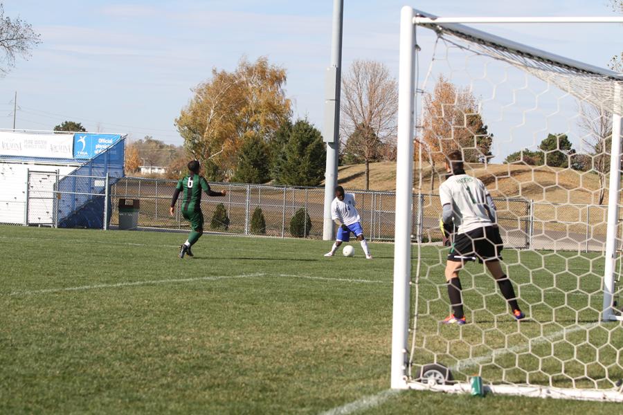 Men's Soccer 30