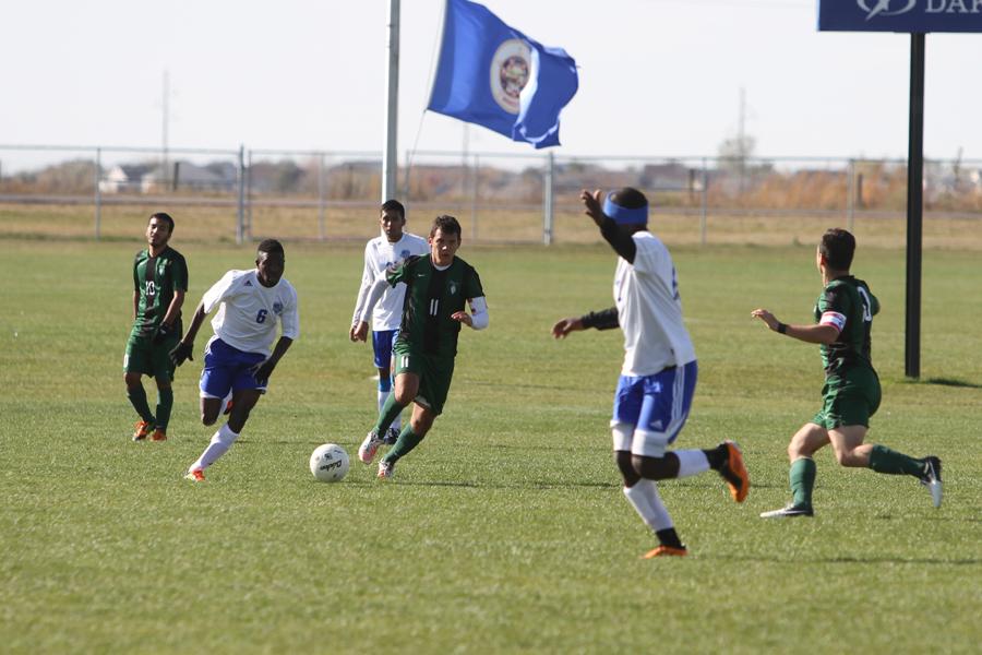 Men's Soccer 31