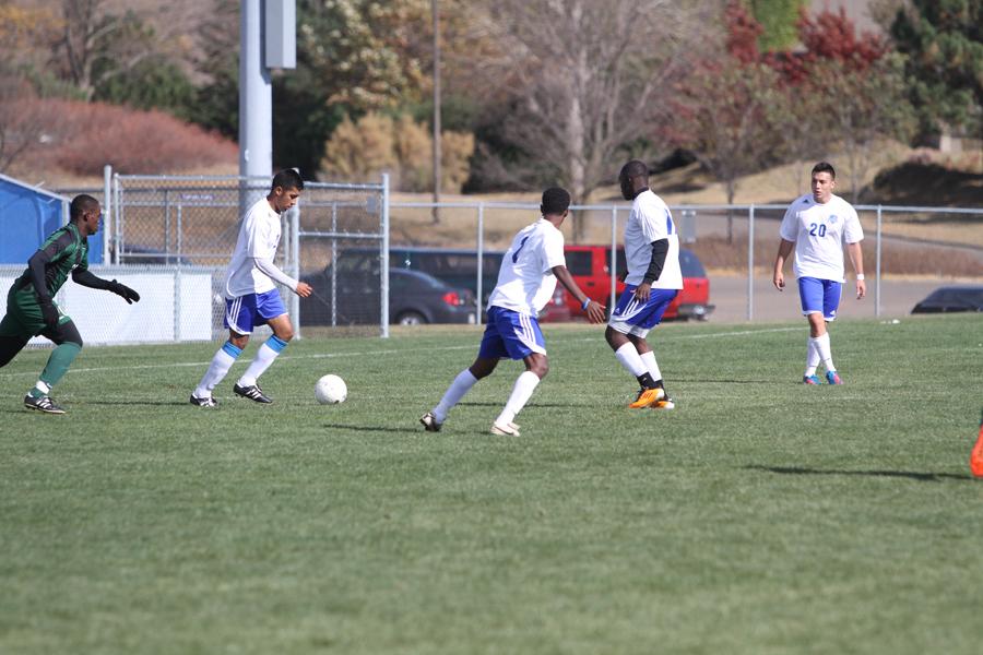 Men's Soccer 7