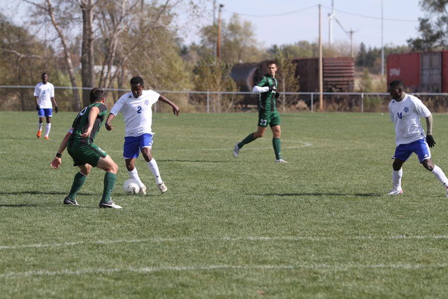 Men's Soccer 8