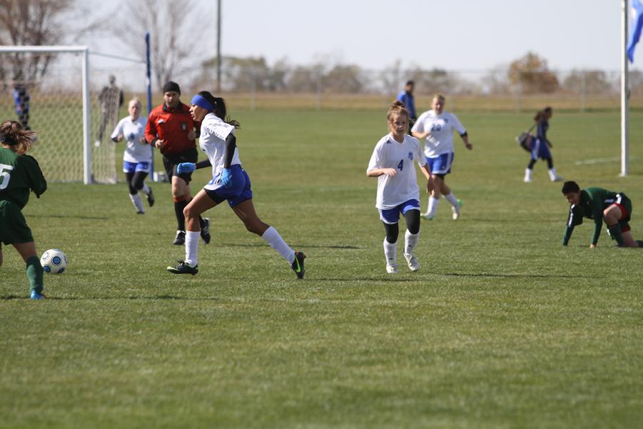 Women's Soccer 16