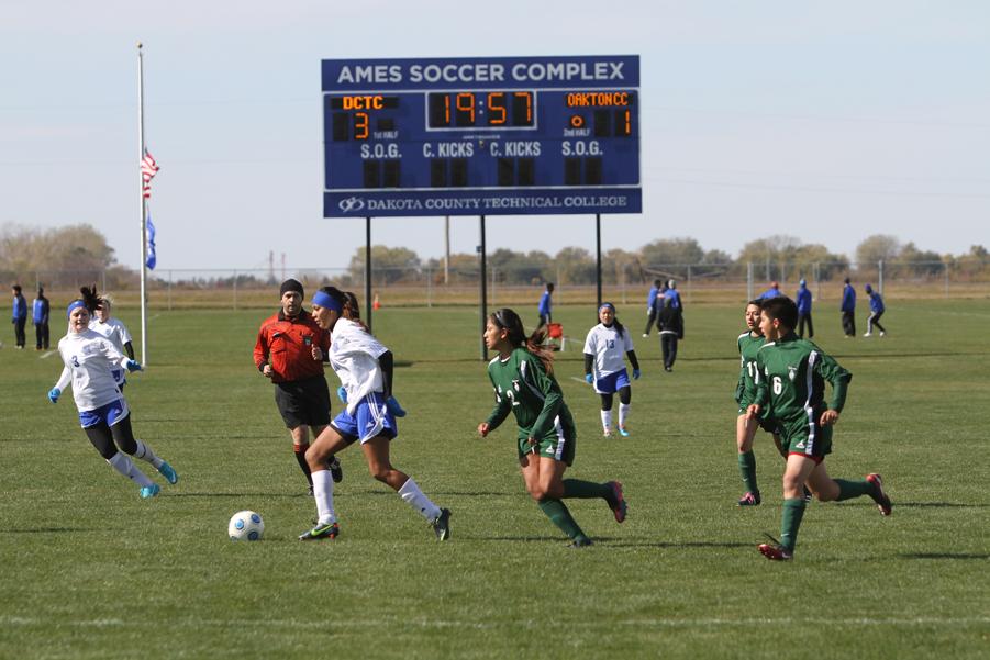 Women's Soccer 20