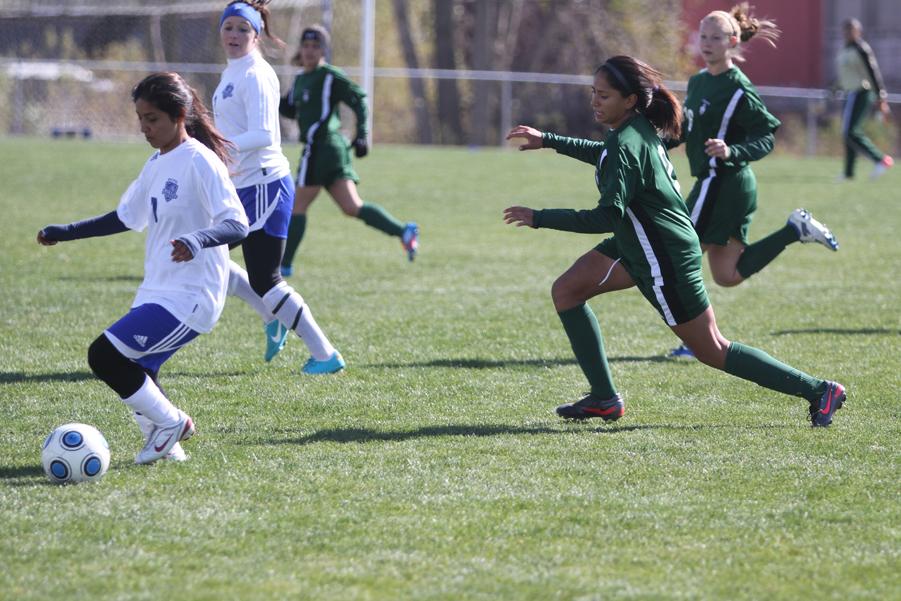 Women's Soccer 5