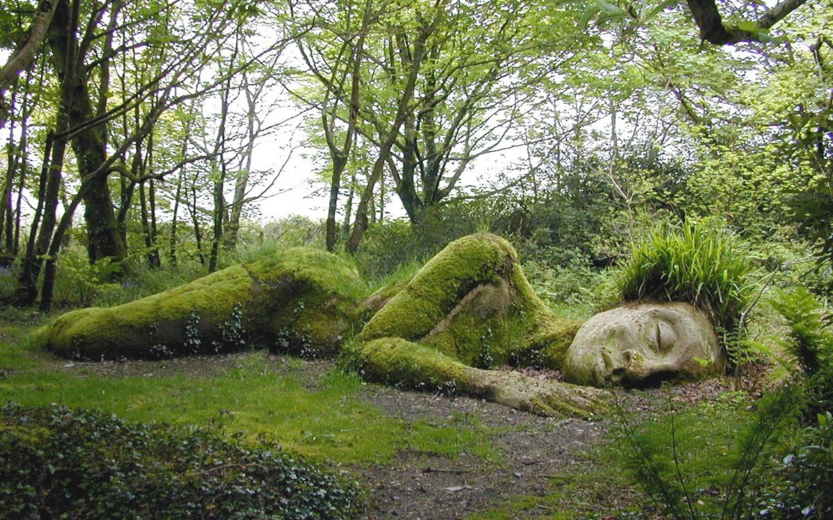 Mud Maid | Lost Gardens of Heligan | Saint Austell, Cornwall | United Kingdom